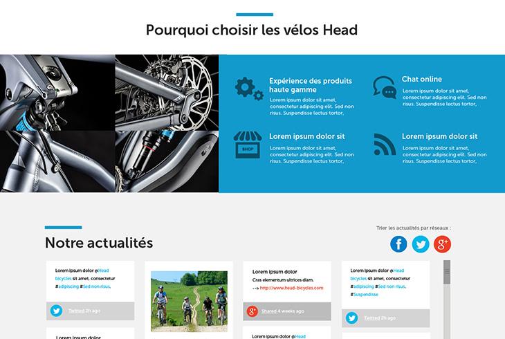 Création de sites web par l'agence digitale lyon Stargraf