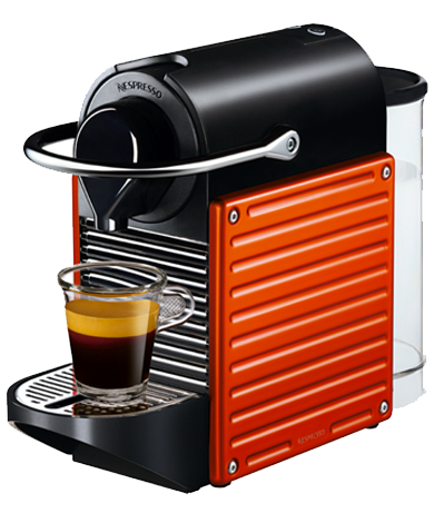 Site intranet Nespresso - UX Design par l'agence digitale Paris Stargraf