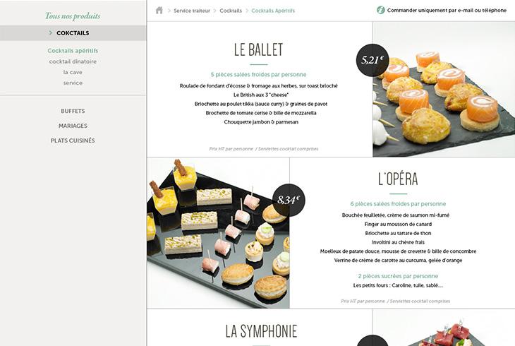 Ecommerce Pignol - agence web lyon Stargraf