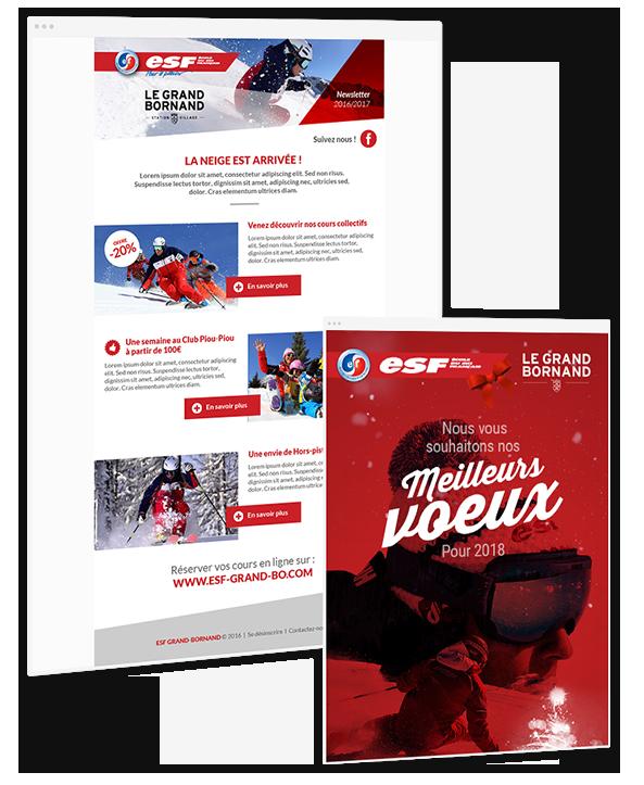 Agence Web Lyon Stargraf & stratégie webmarketing ESF
