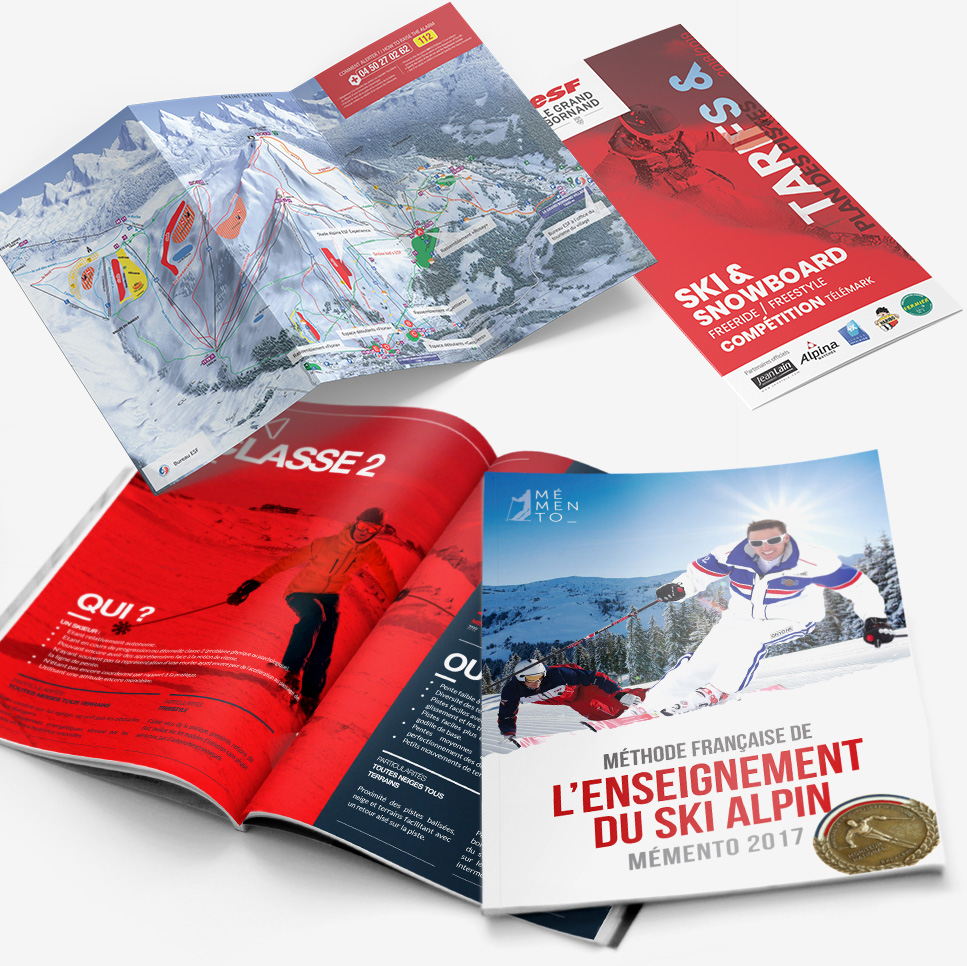 Agence Web Lyon Stargraf & ESF
